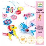 Création de bijoux en plastique magique : Le Chaton et le Poney