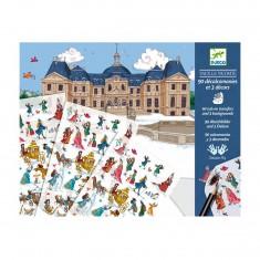Décalcomanies : Vaux-le-Vicomte