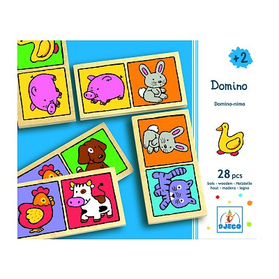 Domino : Nimo - Djeco-01638