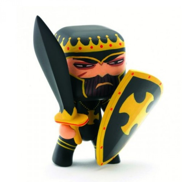 Figurine Arty Toys : Les chevaliers : King Drak - Djeco-06705