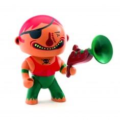 Figurine Arty Toys Les pirates : Bronson