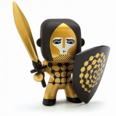 Figurine Arty Toys : Les chevaliers : Golden knight