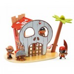 Figurine Arty Toys : Les pirates : Ze Pirate Island