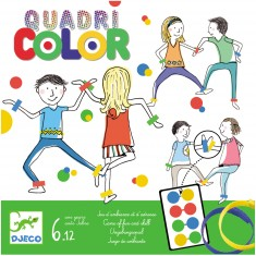 Jeu : Quadri Color