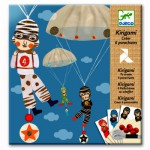 Kirigami : L'équipe des garçons