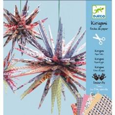 Kirigami Boules de papier