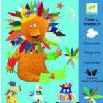 Kit de fabrication de tableau : Créer des animaux