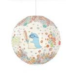 Lanterne en papier : Pingouin et ses amis