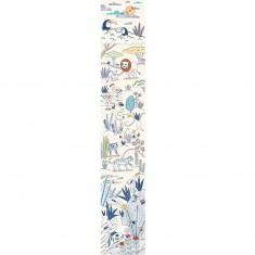 Lé de papier peint : Blue savannah
