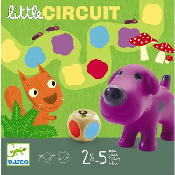 Little circuit - Djeco-DJ08550