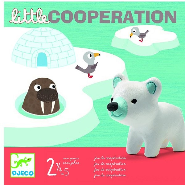 Little cooperation - Djeco-DJ08555
