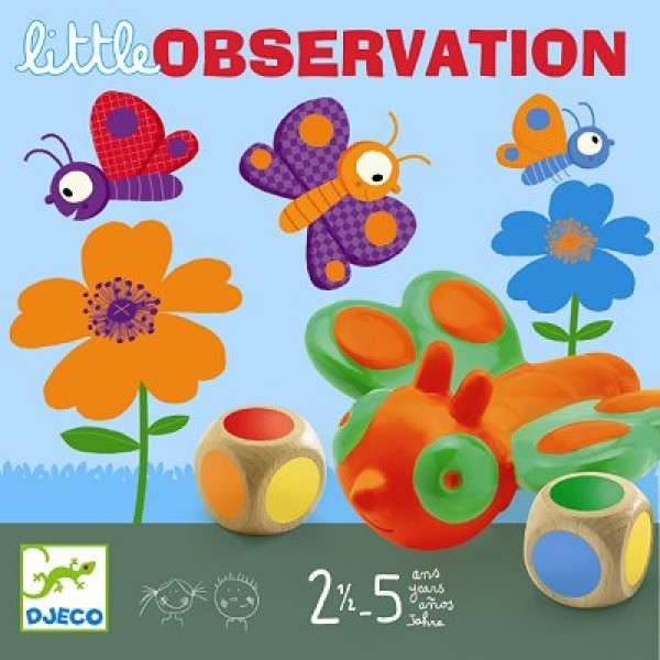 Little observation - Djeco-DJ08551