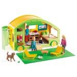 Maison de poupées : Caravane house