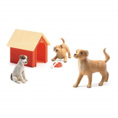 Maison de poupées : Les chiens