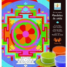 Mandalas de Sable Tibétains
