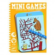 Mini games : Les labyrinthes de Thésée