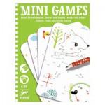 Mini Games Djeco : Point à Point, Junior