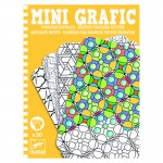 Mini Grafic : Coloriages abstraits