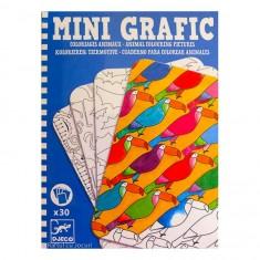 Mini Grafic : Coloriages animaux