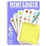 Mini Logix Djeco : Mots Mêlés anglais