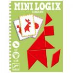 Mini Logix Djeco : Tangram
