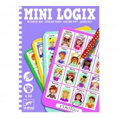 Mini Logix Djeco : Téki Julie