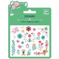 Mini stickers : Petites fleurs