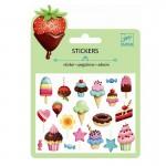 Mini stickers : Sucré
