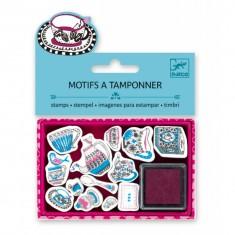 Mini tampons : Tea time