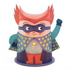 Mini veilleuse : Mister Super