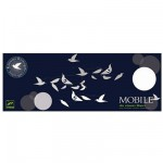 Mobile Katsumi Komagata : Des oiseaux blancs