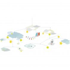 Mobile : La tête dans les nuages