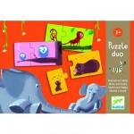 Puzzle 10 x 2 pièces - Duo Maman et bébé