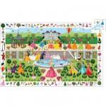 Puzzle 100 pièces - Puzzle observation : Garden Party