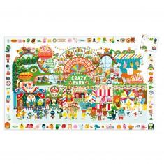 Puzzle 35 pièces : Crazy park