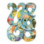 Puzzle 350 pièces : Octopus
