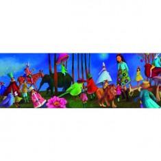 Puzzle 350 pièces - Gallery : Promenade merveilleuse