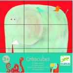 Puzzle 9 cubes : Créajungle
