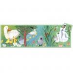Puzzle Silhouette 24 pièces : Le vilain petit canard