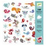 Stickers Petits amis