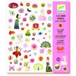 Stickers : 1000 stickers pour pour les filles