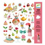 Stickers Le thé des Princesses