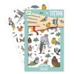 Tatouages : Bestiaire