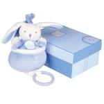 Coffret boîte à musique : Cueillette Bleue