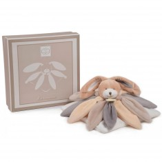 Doudou Collector : Lapin taupe