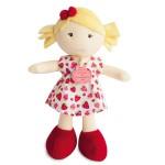 Les Petites Demoiselles : Poupée robe à fraise