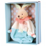 Mini Doudou Acidulé : Lapin multicolore