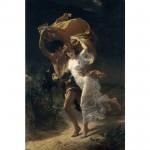 Puzzle 1000 pièces : Pierre Auguste Cot : La tempête