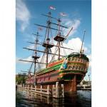 Puzzle 1000 pièces - Lieux célèbres : Amsterdam, Hollande