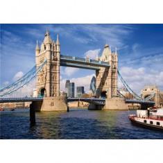 Puzzle 1000 pièces - Lieux célèbres : Tower Bridge, Londres